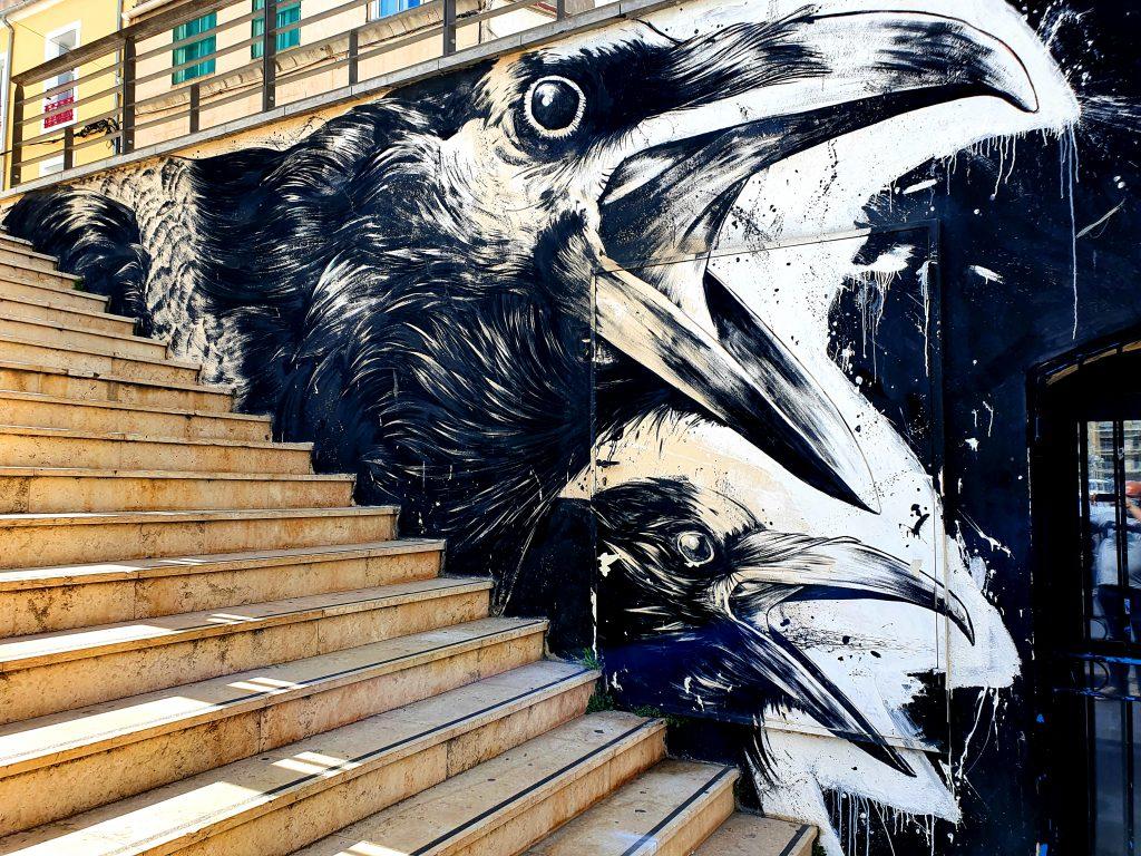 Street art Sète #8 : Eric Lacan aka Monsieur Qui