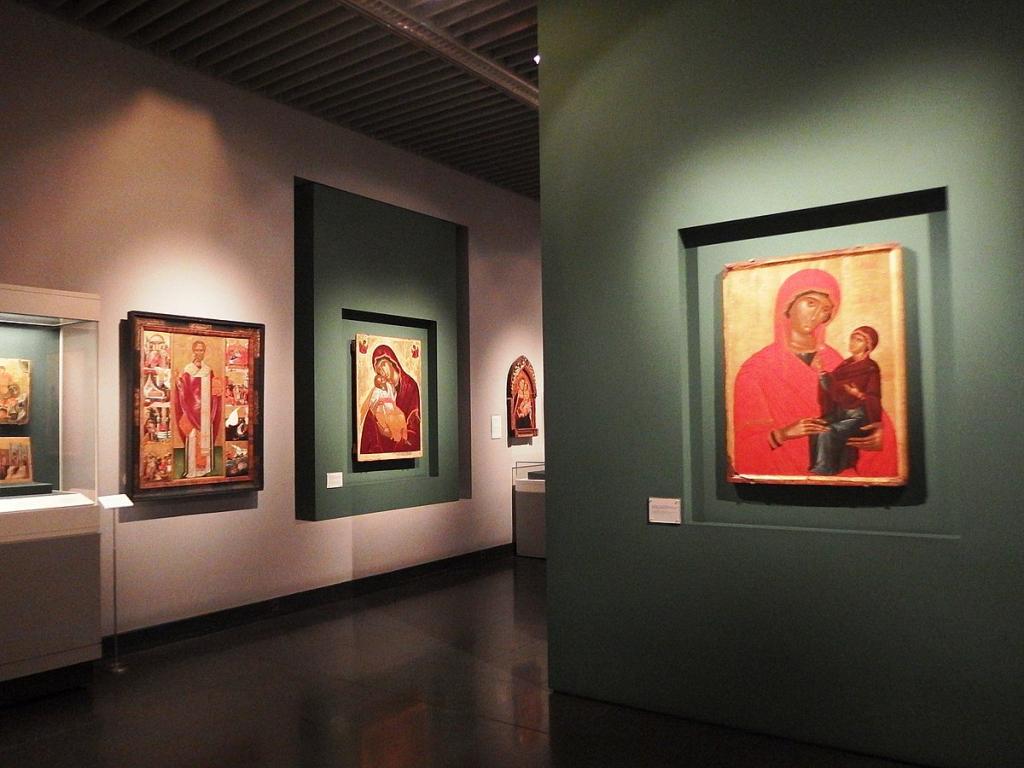 Les collections du musée Benaki