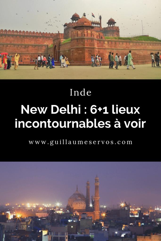 Découvre le meilleur de New Delhi, la capitale indienne bouillonnante. Au menu : le Fort Rouge, Qutb Minar, Humayun's tomb...