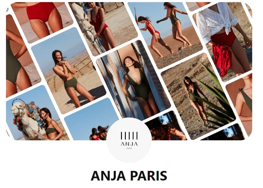 Photo de couverture du profil Pinterest d'Anja Paris