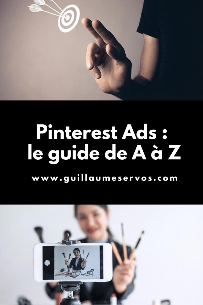 Sais-tu comment inclure les Pinterest Ads dans ta stratégie marketing  pour générer des prospects, promouvoir tes contenus, vendre tes services ?