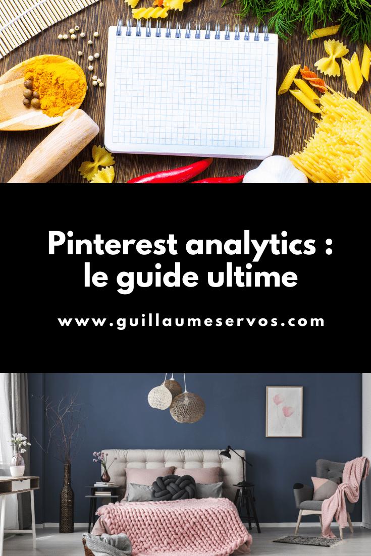 Avec Pinterest analytics, tu disposes d'une ressource redoutablement efficace pour générer des clics vers ton site internet et doper ta visibilité.