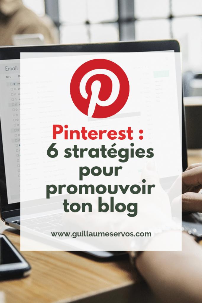 Comment promouvoir son blog avec Pinterest ? Combien d'épingles dois-je publier par jour ? Dois-je publier les épingles d'autres blogueurs ou juste les miennes ? Est-ce que quelqu'un peut me donner une stratégie simple ?