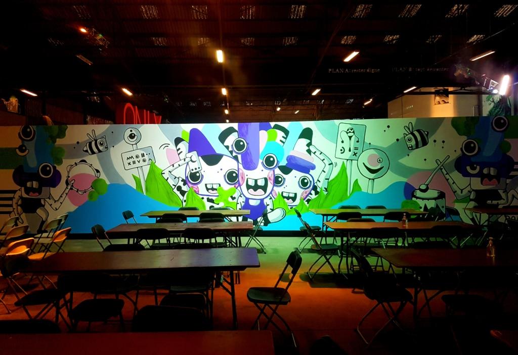Artistes street art à suivre en 2021 : Polka