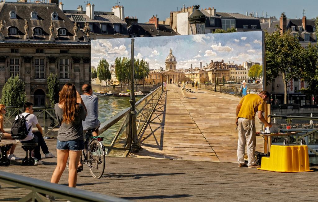Il y a 1 903 monuments à visiter et 173 musées à Paris, anecdotes insolites