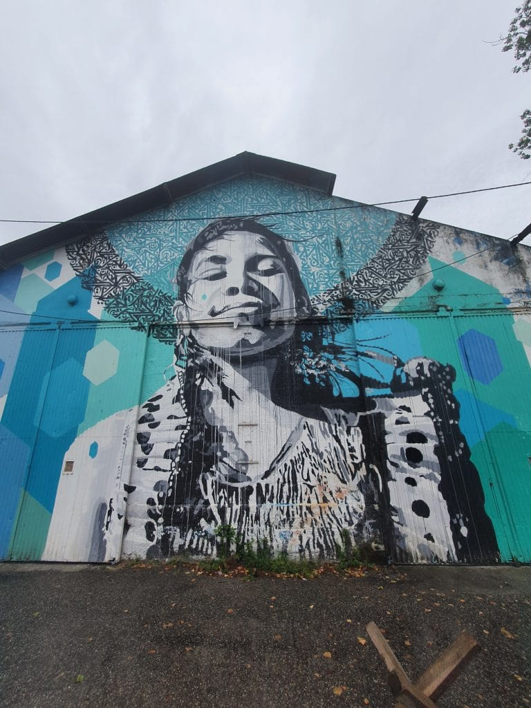 Street art Bordeaux #15 : Poze