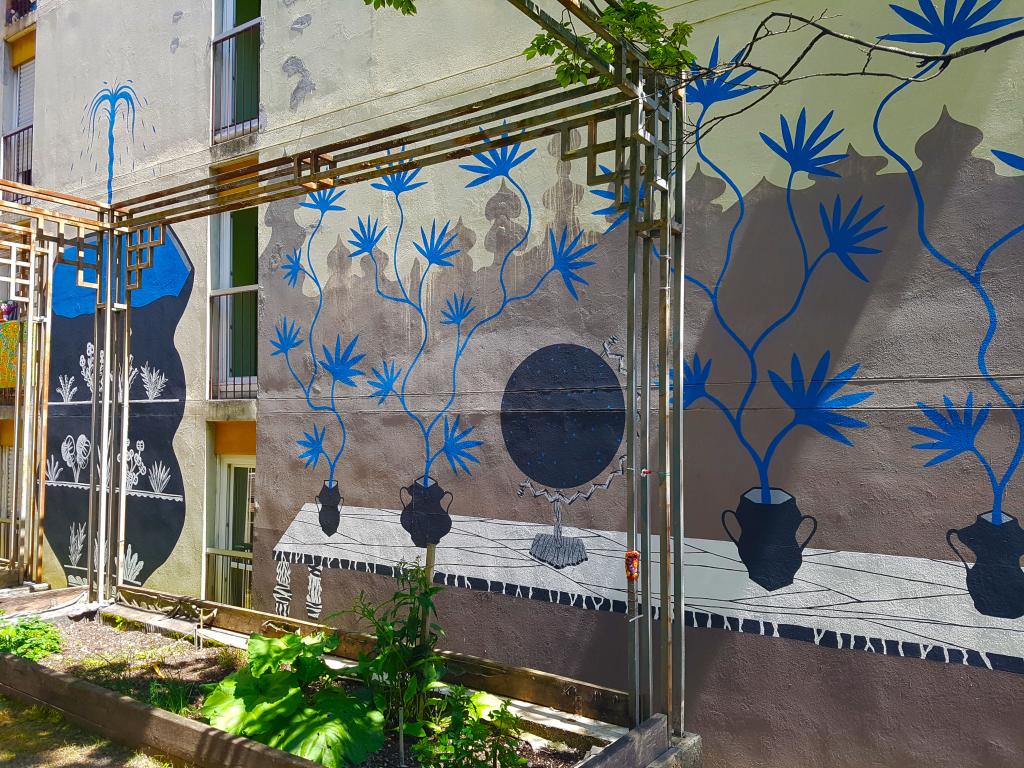 Le projet Recover the street streets à Besançon