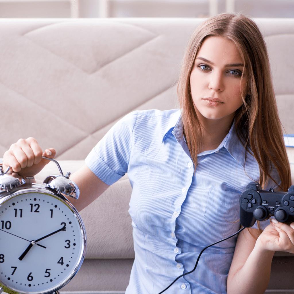 La règle des 10 minutes dans le modèle Imperturbable
