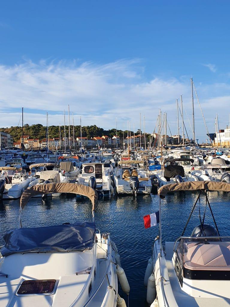 Port-Vendres (2 km de Collioure, France)