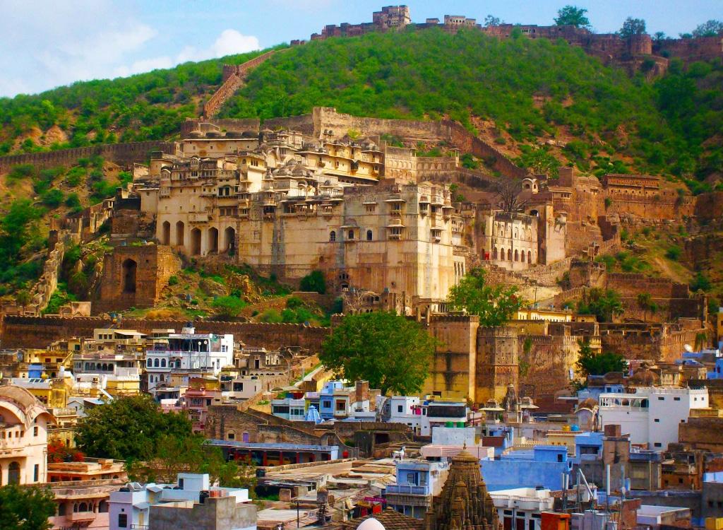 Découvre le Garth Palace à Bundi dans le Rajasthan, road trip en Inde