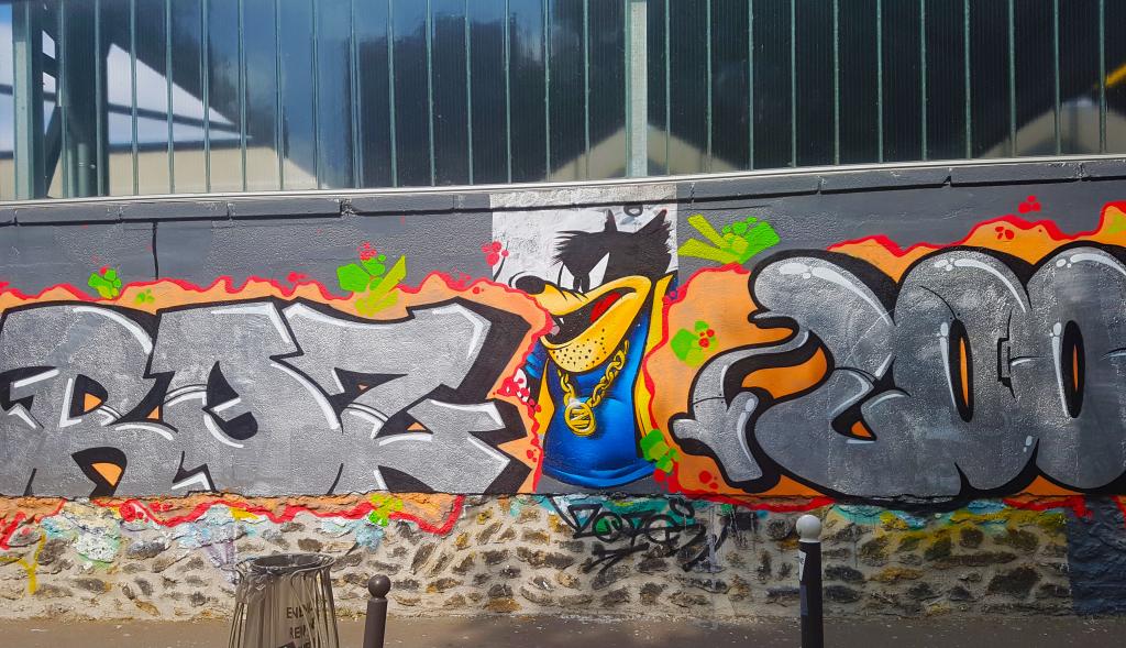 Street art en vrac n°9