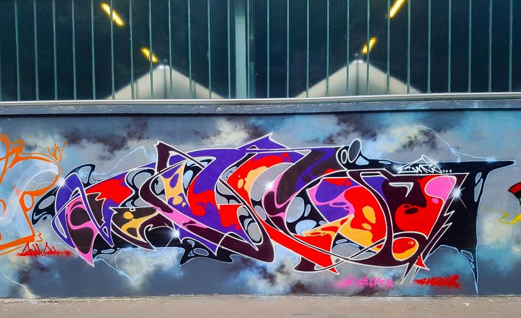 street art Paris en vrac n°7