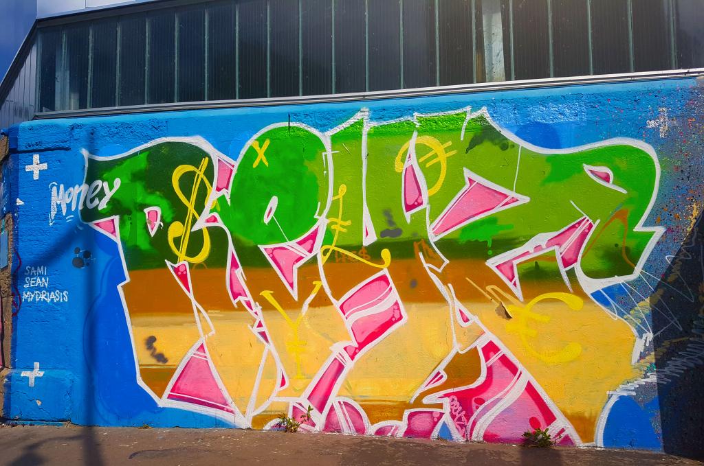 street art Paris en vrac n°1