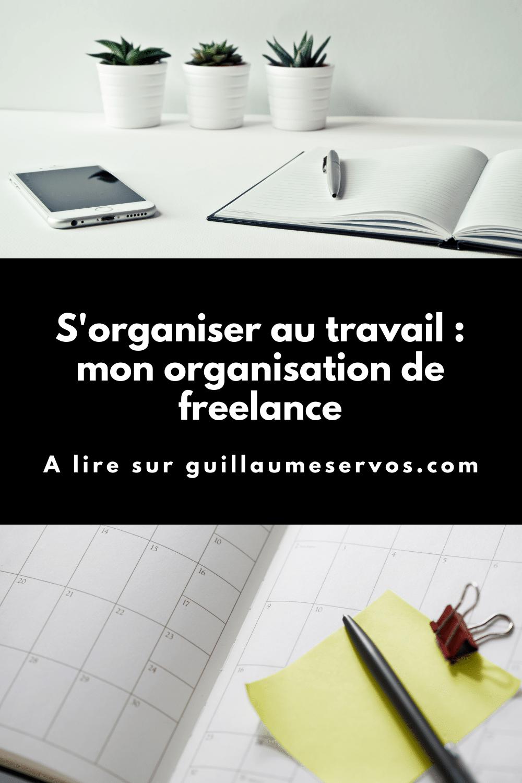 S'organiser au travail quand tu es freelance est compliqué : urgences, emails, projets clients, réseaux sociaux, flux constant de nouvelles tâches...