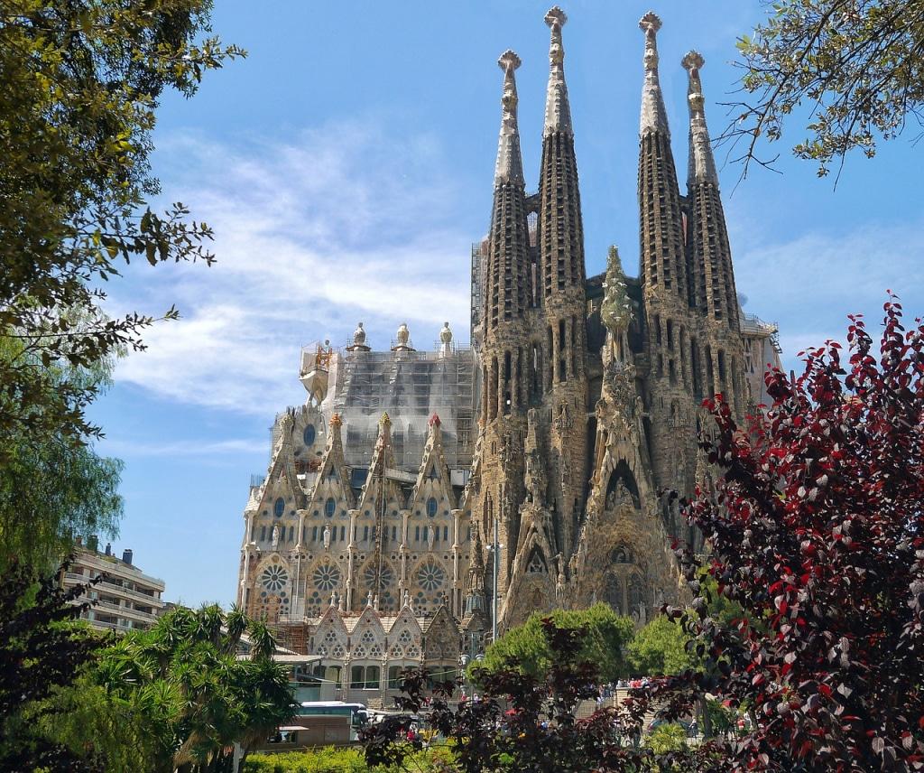 Découvre mes anecdotes insolites sur la Sagrada Familia