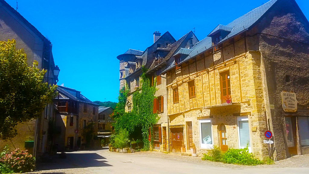 Saint-Côme d'Olt, France