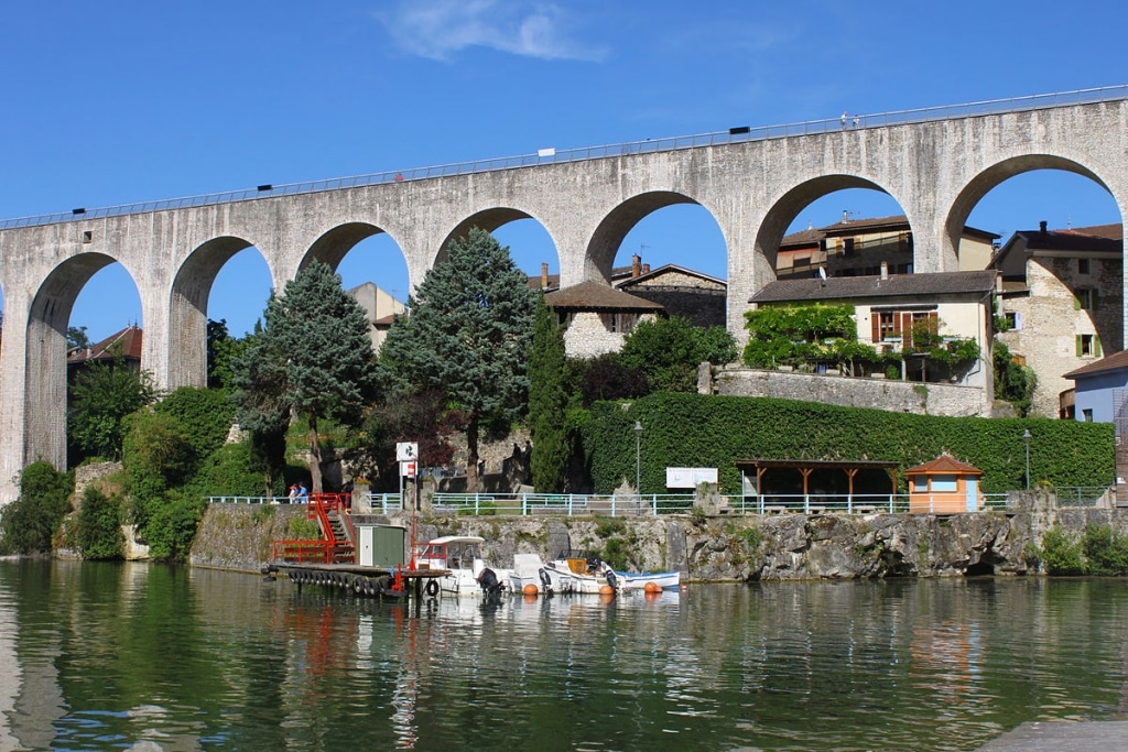 Saint-Nazaire-en Royans (Drôme hors des sentiers battus)