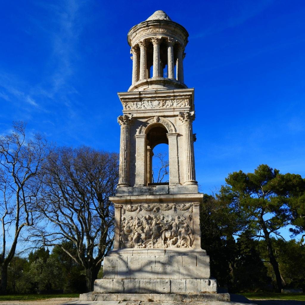Saint-Rémy-de-Provence et son passé romain