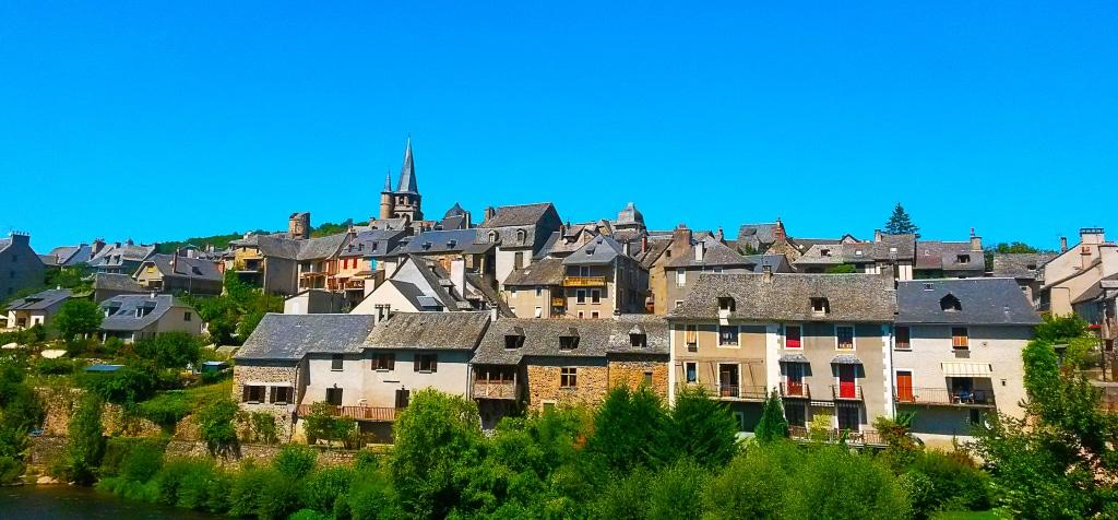 Sainte-Eulalie d'Olt, France