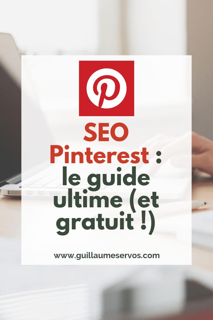 Découvre comment développer le trafic de ton site internet en soignant ton SEO Pinterest. Au menu : épingles, hashtags, tableaux, copywriting...
