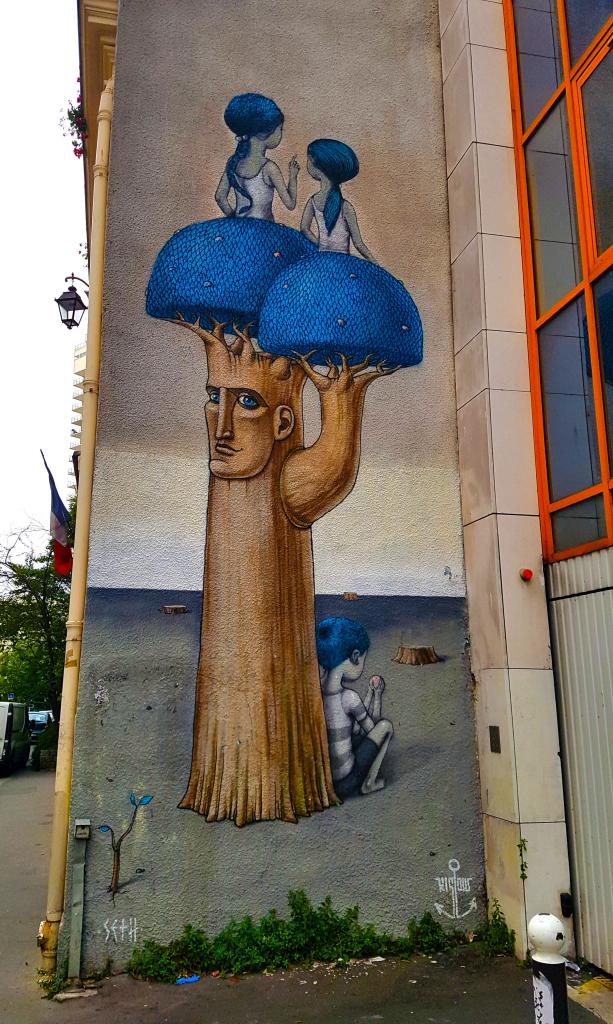 Seth n°2, Buttes-aux-Cailles, Paris