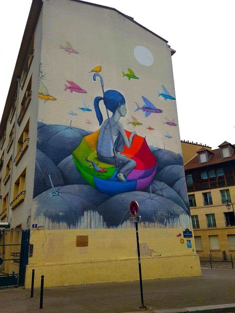 Seth n°3, Buttes-aux-Cailles, Paris