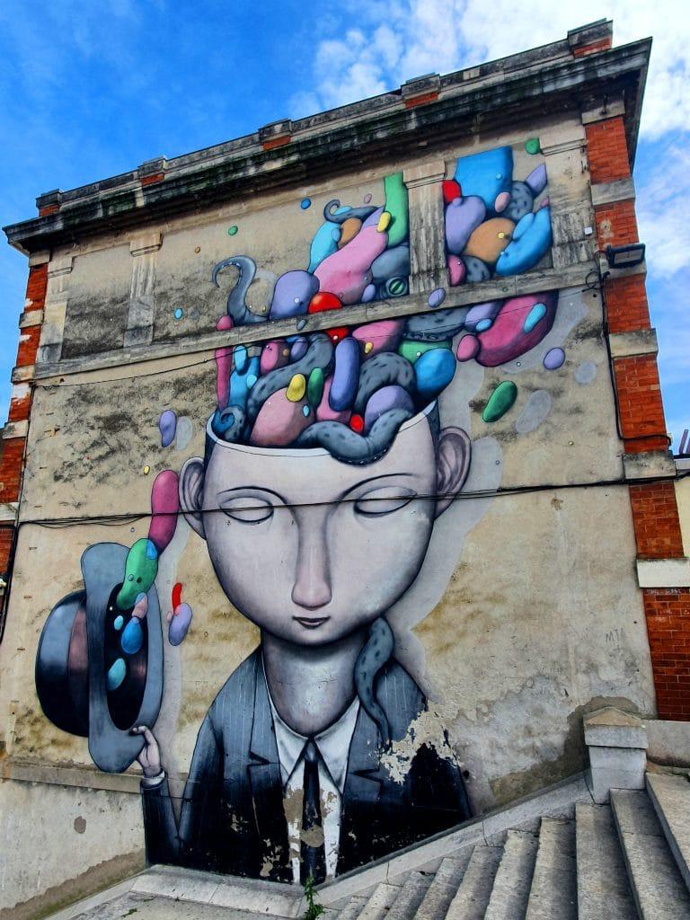 Street art Sète #1 : Seth