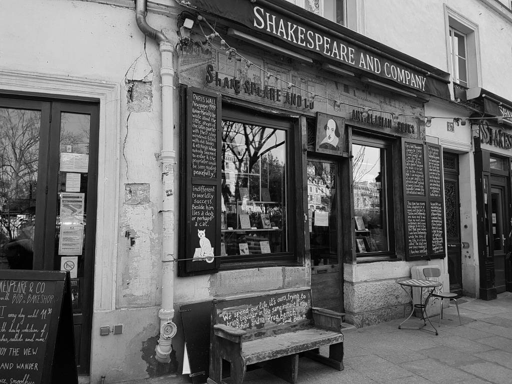 Shakespeare and CO (Paris hors des sentiers battus)