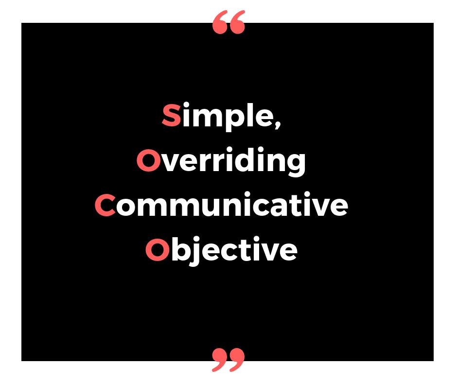 Définir son message clé pour réussir ta présentation