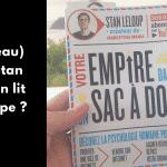 """Créateur de Marketing Mania, Stan Leloup décode pour nous la psychologie humaine dans son nouveau livre """"Votre Empire dans un sac à dos""""."""