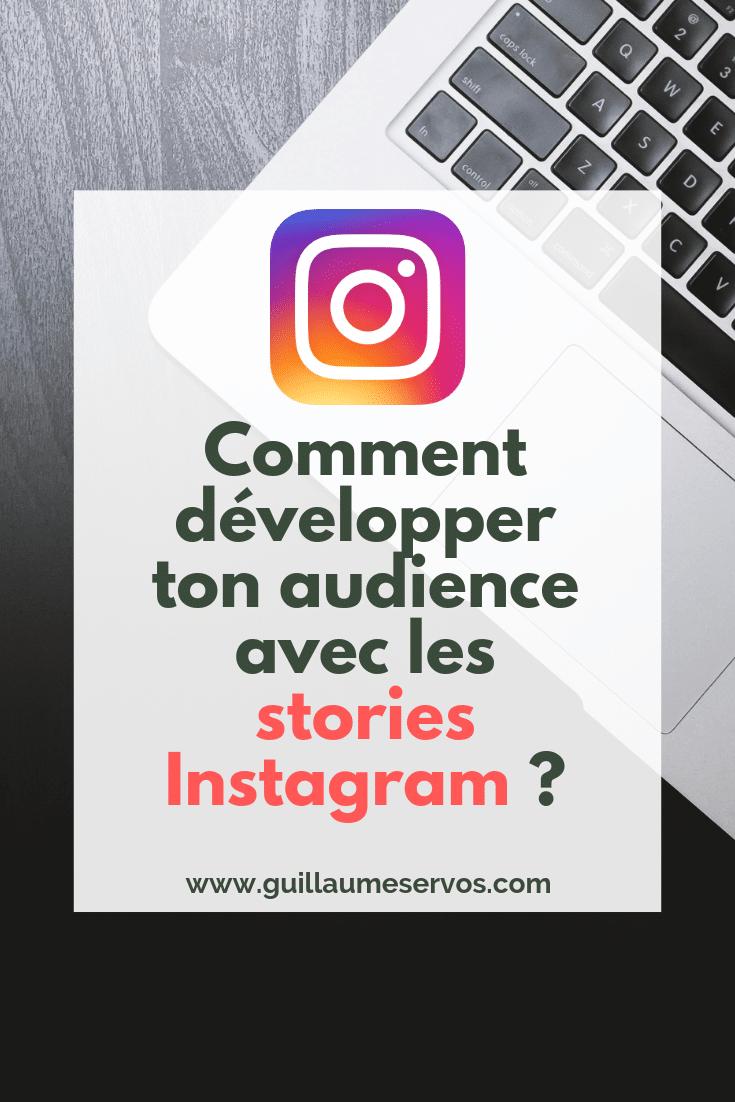 Comment utiliser les stories Instagram pour développer ton audience et les ventes de ta marque (personnelle) ? Au menu : interaction, rareté, storytelling, stickers...