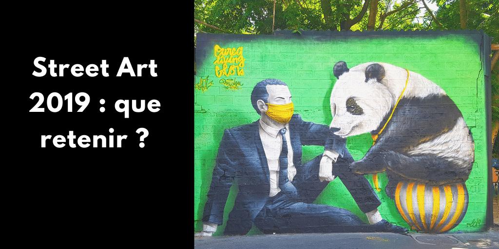 Street Art 2019 : que retenir ?