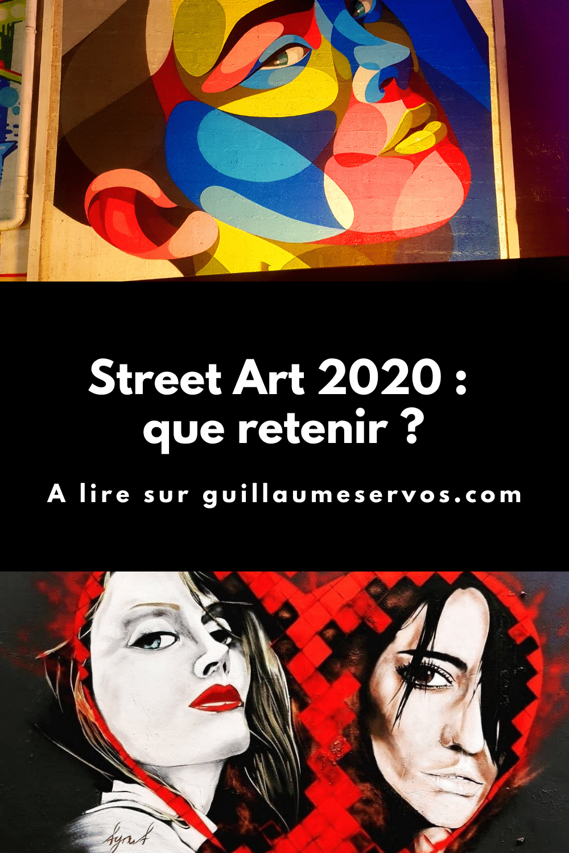 Toudoummm ! Le voici, le voilà : le meilleur de mon année street art 2020. Au menu : Okuda, Peinture Fraiche, Alber, By Dav, Pez, Adam Fujita…