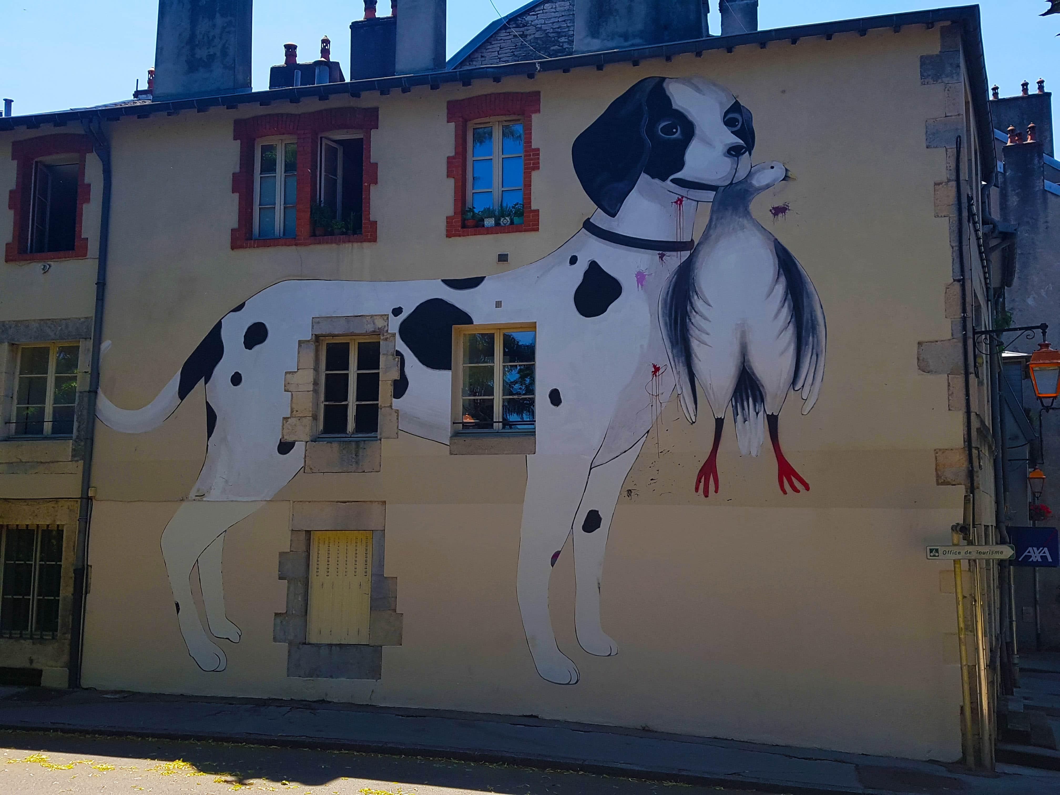 Où voir du street art à Besançon ?