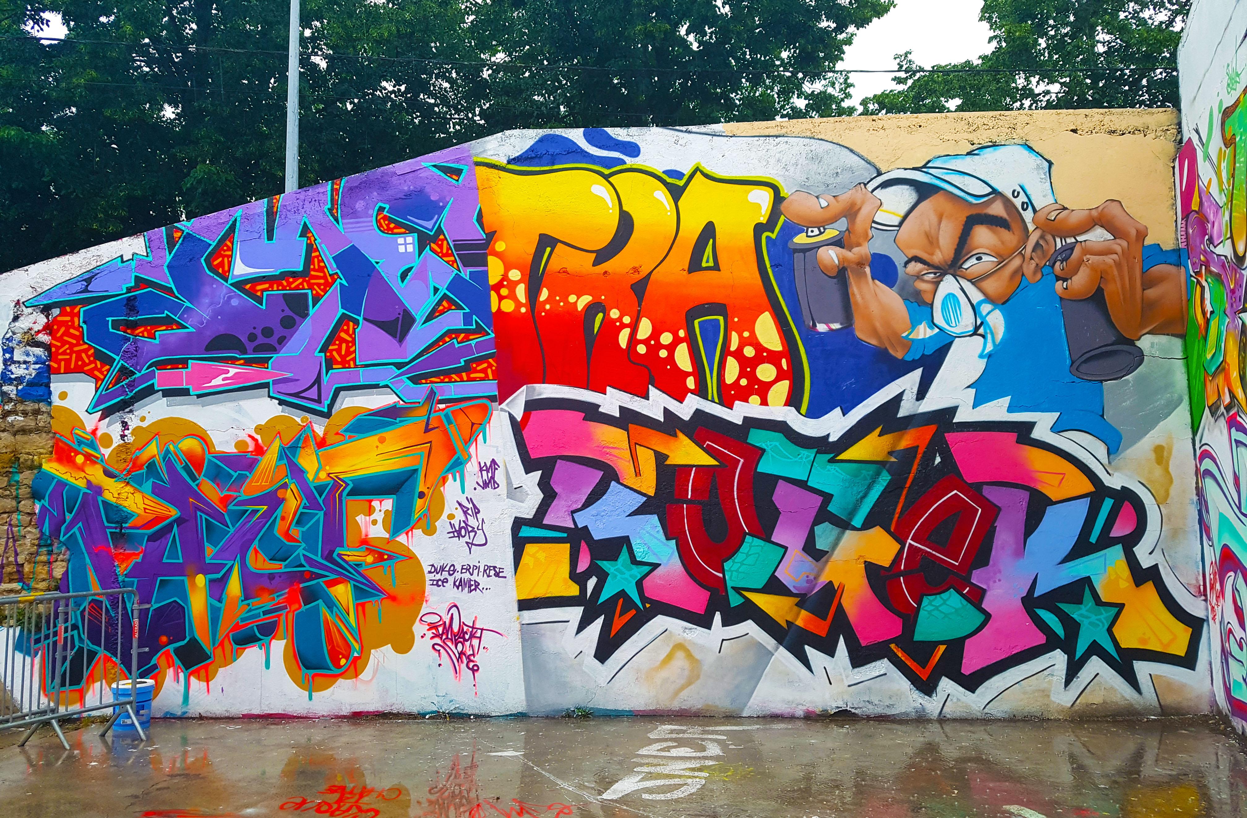 Où voir du street art à Bourg-en-Bresse ?