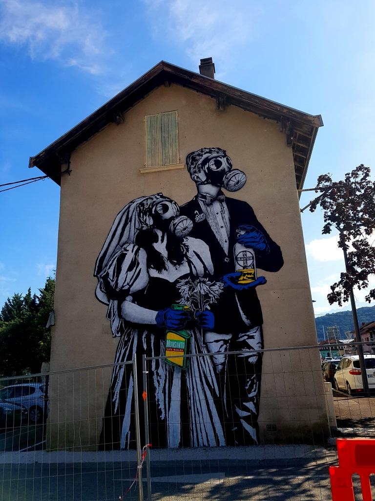 Goin et son mariage toxique à Pont-de-Claix près de Grenoble