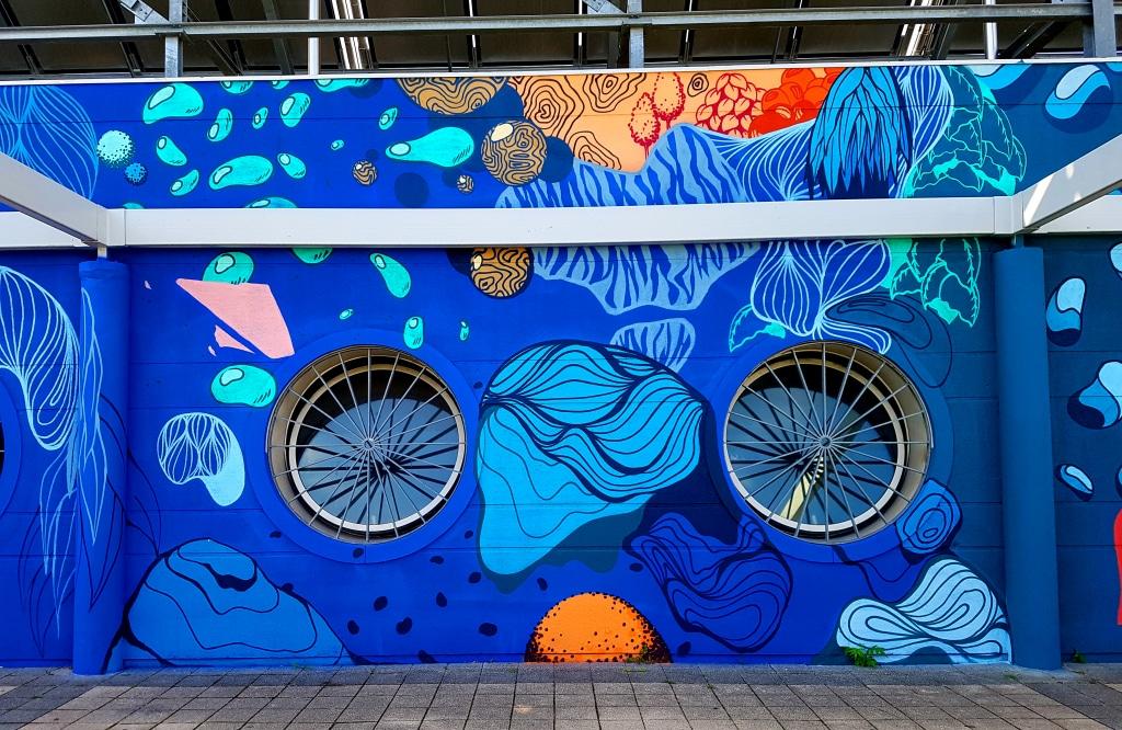 Nesta & Short 79, piscine Flottibulles, Pont-de-Claix