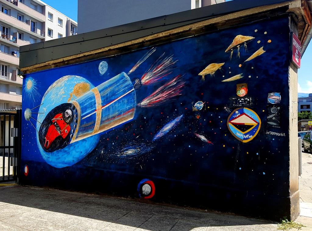 Art urbain en vrac n°2
