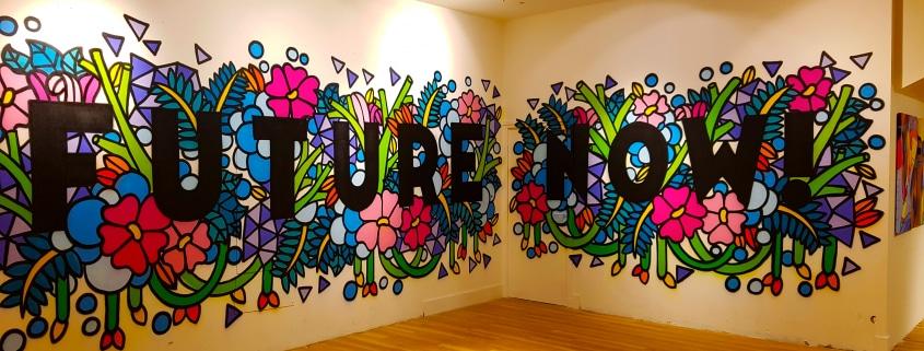 Découvre 5 street artistes que j'ai découverts lors de l'exposition street art One Shot au Centre Commercial Confluence à Lyon. Au menu : Bambi, Alex Peretta, BUR, Don Matéo et Parvati