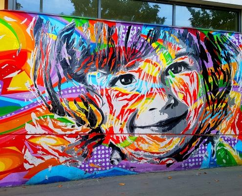 Tu es à Paris ? Tu aimes le street art ? Découvre ma balade dans le 13e arrondissement avec son itinéraire détaillé en bonus.