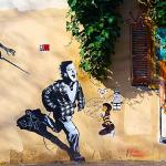 Découvre 3 promenades incontournables pour voir du street art à Paris avec leurs itinéraires détaillées. Au menu : la Butte aux Cailles, Mouffetard, Oberkampf, Belleville, Montmartre.