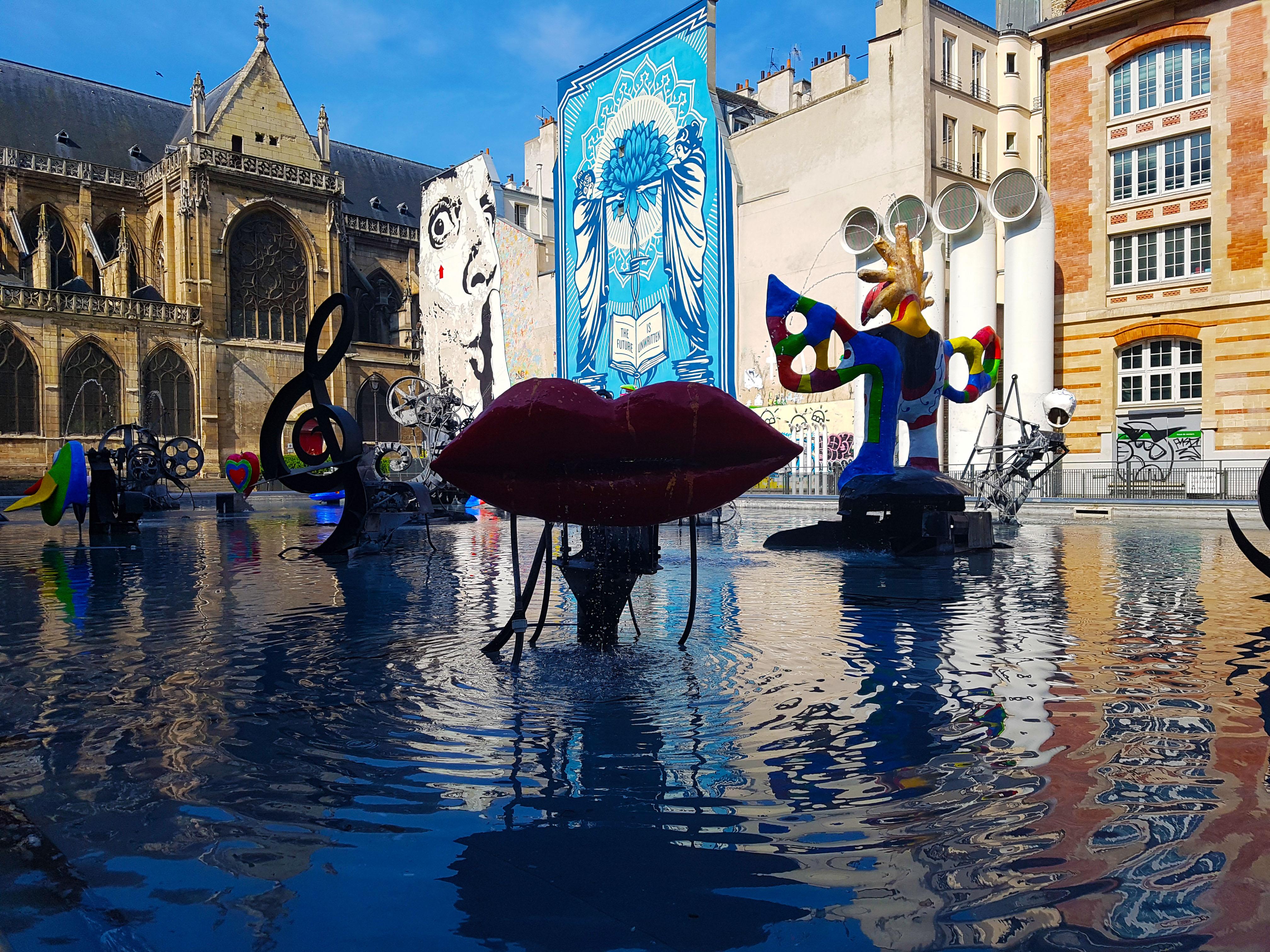 Street art Paris : balade dans le Marais