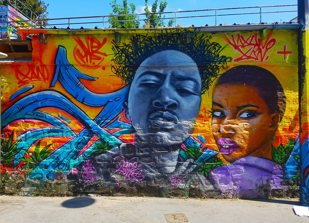 En vrac n°3, art urbain