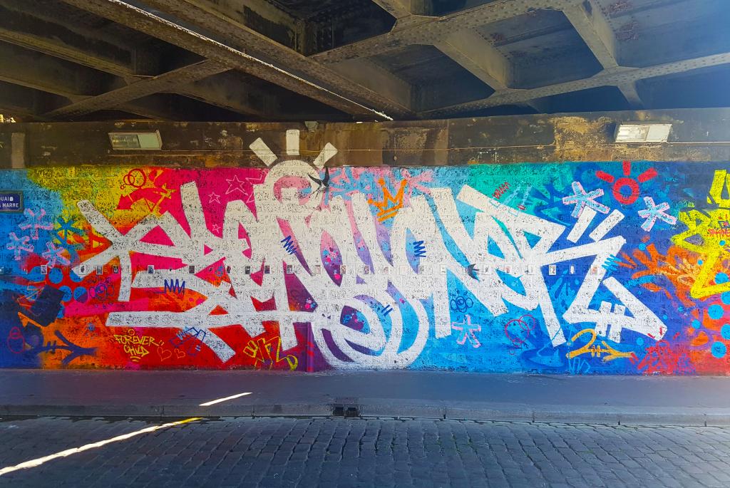 Street art de 5 Zenoy
