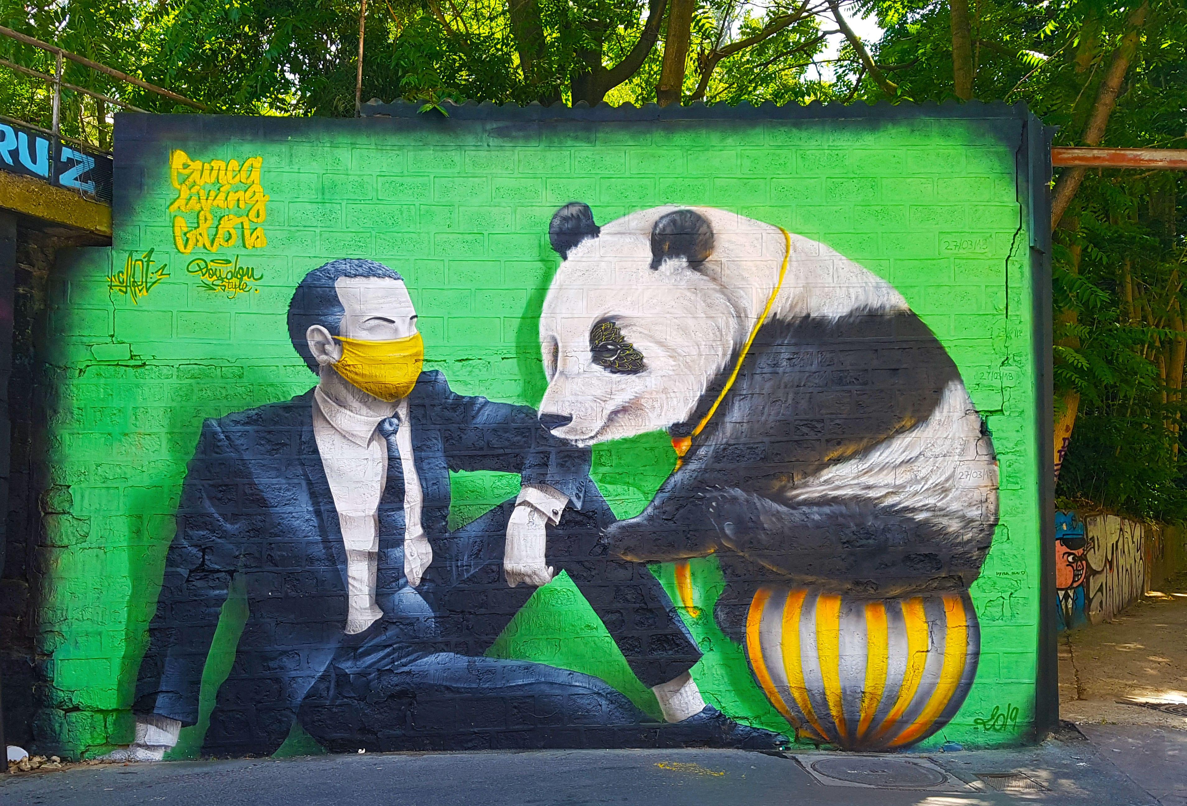 Street art Paris : de la Villette à Pantin