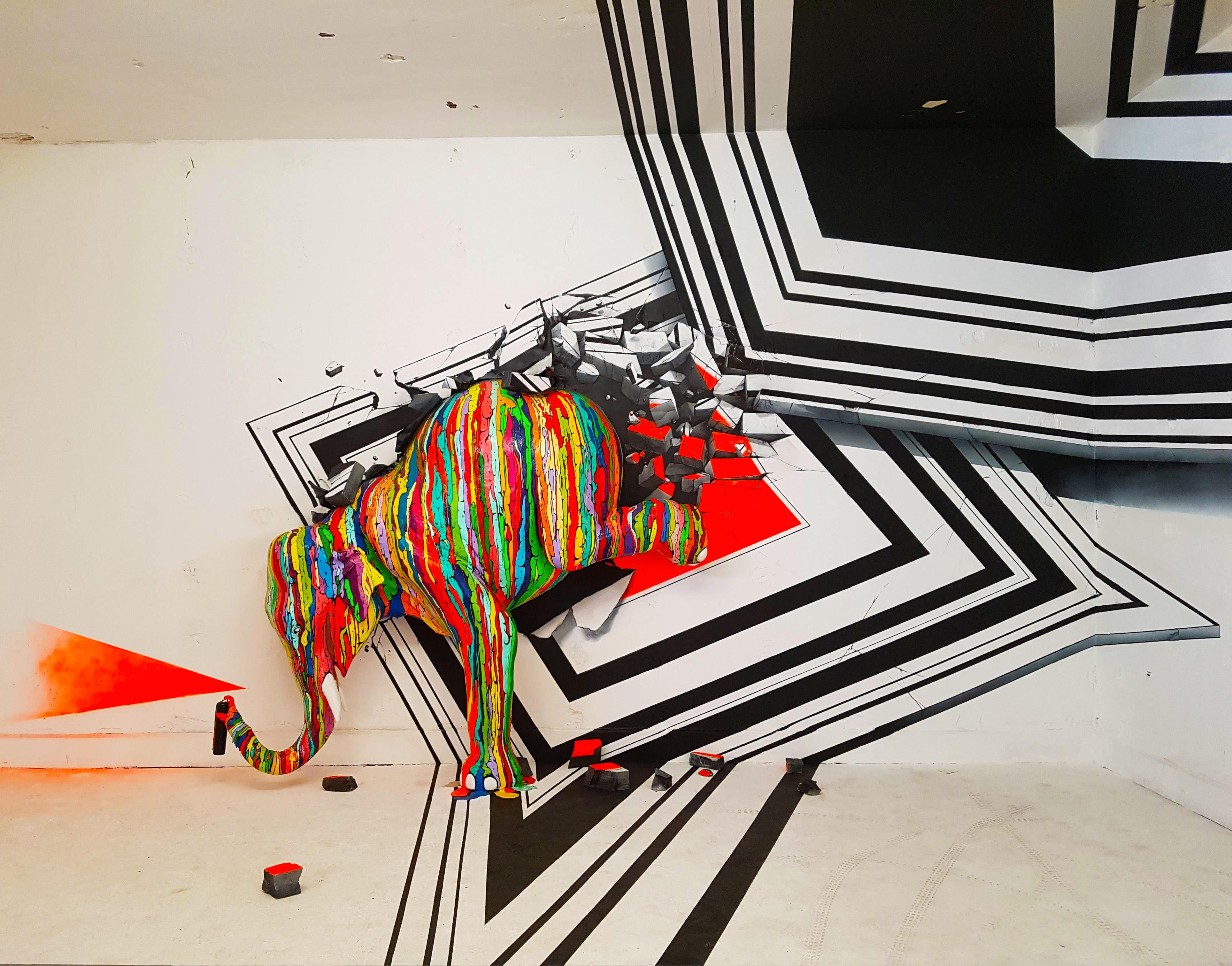Zoo Art Show : 10 artistes à suivre après l'exposition