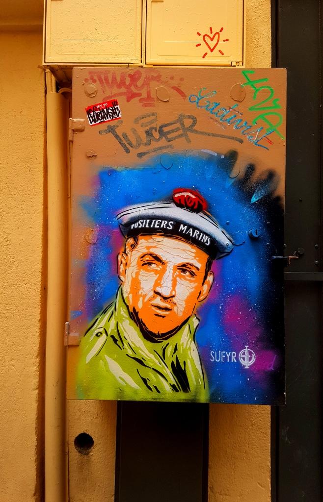 SUFYR, proximité rue des Arts, Toulon