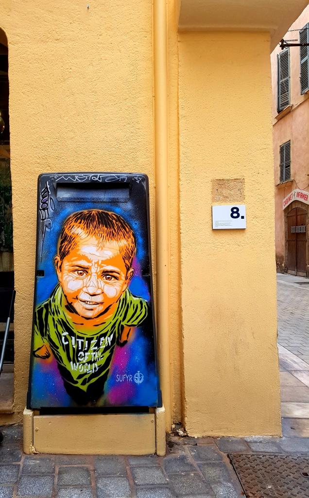 SUFYR et le street art à Toulon