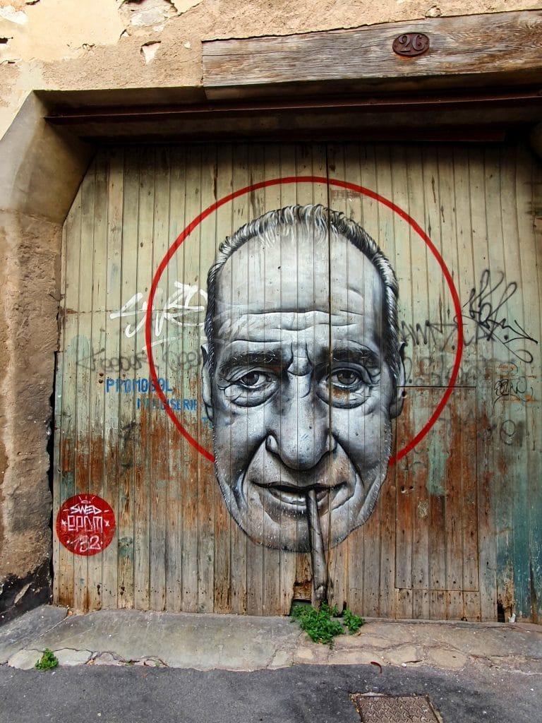 Swed Oner, rue de Tunis, Sète (France)