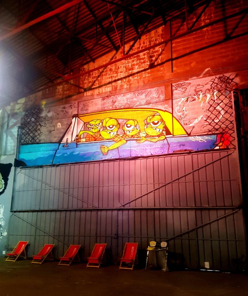 Les Bahoo de Swing débarquent à Peinture Fraiche 2020